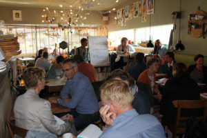 workshop NLP bij netwerkbijeenkomst