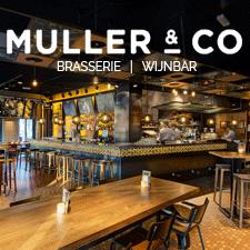 Brasserie Wijnbar Muller en Co.