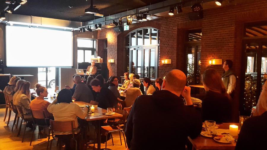 Foto van de bijeenkomst van Open Coffee Lansingerland