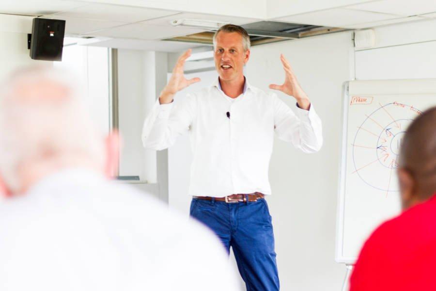Jon Rijlaarsdam geeft workshop Persoonlijke Effectiviteit