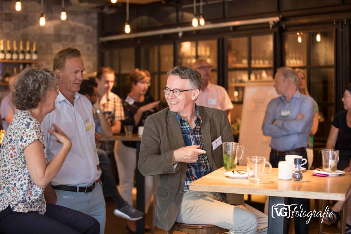 Open Coffee Lansingerland bijeenkomst juli 2018